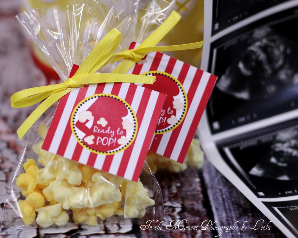 POPCORN SOAP FAVORS (10 Favors) - Great For A About To Pop Or ...