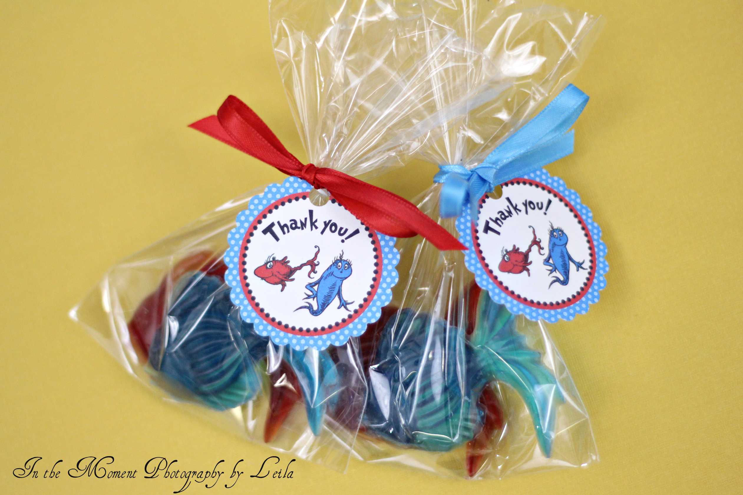 Fish Soap Favors 20 Soaps Dr Seuss Inspired Birthday